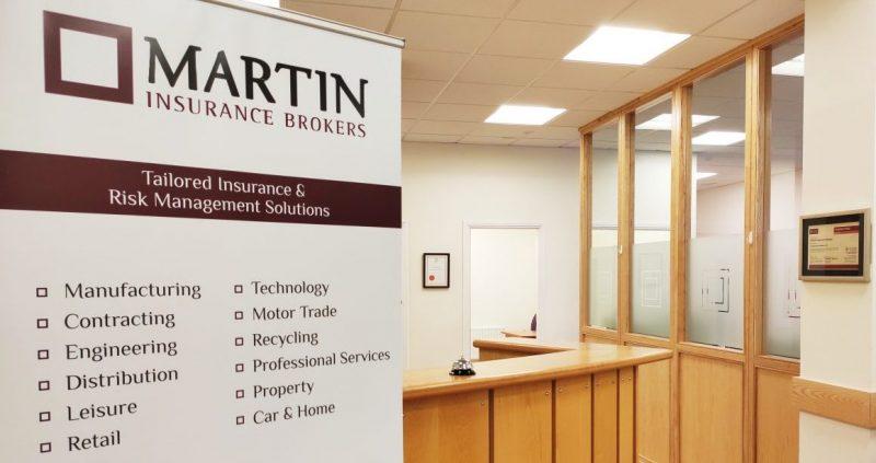 about martin insurance brokers cavan